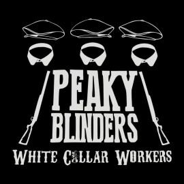 tee shirt peaky blinder white cellar