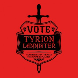 tee shirt vote tyrion lannister