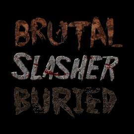 tee shirt brutal slasher