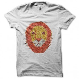 tee shirt chat lion