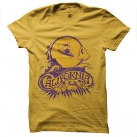 tee shirt california surf