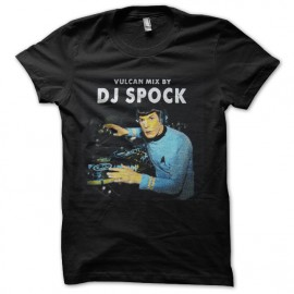 tee shirt dj spoke vulcain club