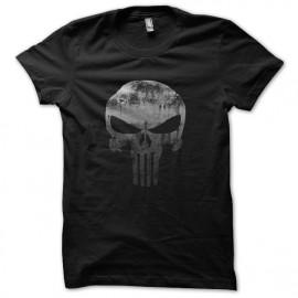 tee shirt the punisher chrome