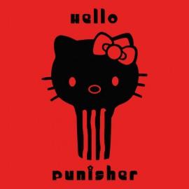 tee shirt hello punisher