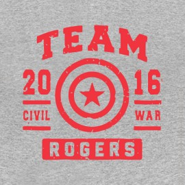 tee shirt team rogers civil war