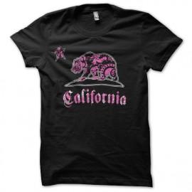 tee shirt california bear