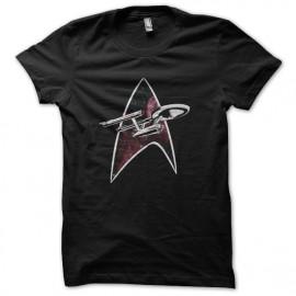 tee shirt star trek entreprise uss