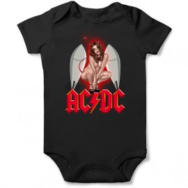 body acdc demoniaque pour bebe