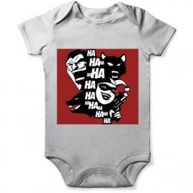 grenouillere personnage batman pour bebe