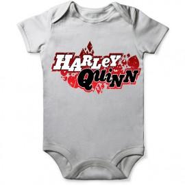 grenouillere harley quinn pour bebe