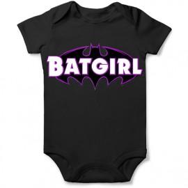 grenouillere batgirl pour bebe