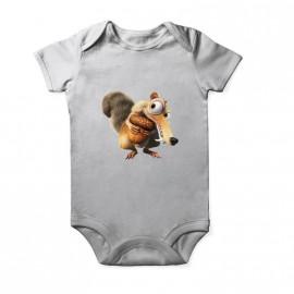 Body Scrat l'âge de glace pour bébé pour bebe