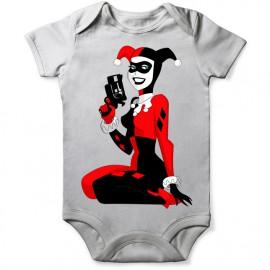 body harley quinn pour bebe
