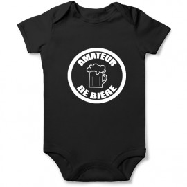 body amateur de biere pour bebe