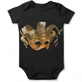 body masque venise pour bebe