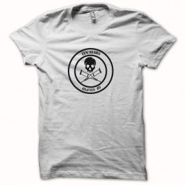 Tee shirt Jackass 10 years of stupid noir/blanc