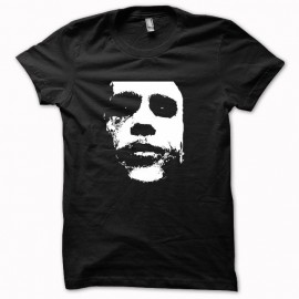 Tee shirt  Joker Heath Ledger portrait noir mixtes tous ages