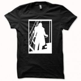 Tee shirt Nosferatus le vampire blanc/noir mixtes tous ages