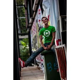 Tee shirt Green Lantern La Lanterne verte vert
