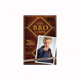 Tee shirt How i met your mother The bro code blanc