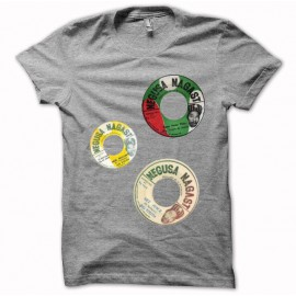 Tee shirt big youth Negusa nagast blanc mixtes tous ages