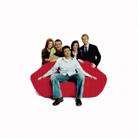 Tee shirt How i met your mother sofa blanc