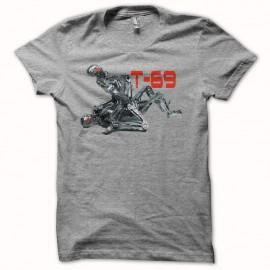 Le t-69 est il toujours en forme ? Version terminator noir mixtes tous ages