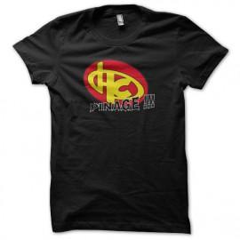 Tee shirt Hero corp Pinage noir mixtes tous ages