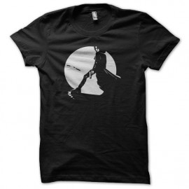 Tee shirt underworld selene vampire blanc/noir mixtes tous ages