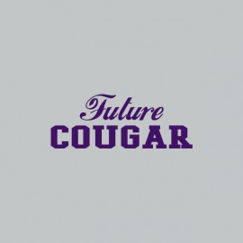 Tee shirt Future Cougar gris