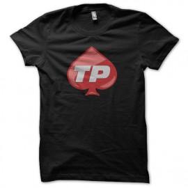 Tee shirt Turbo Poker noir