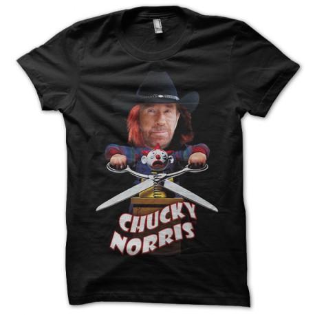 Chucky Norris noir