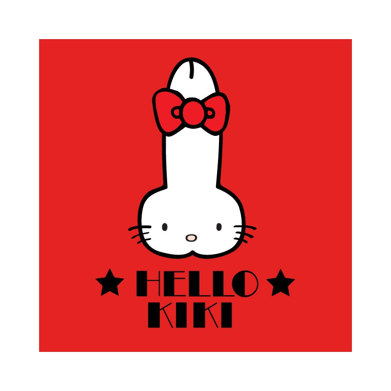 LE GRAND FOURRE-TOUT - Page 33 Shirt-parodie-hello-kitty-hello-kiki-rouge-mixtes