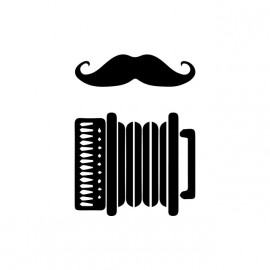 Accordion Hipster