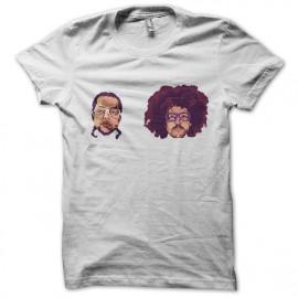 Tee shirt lmfao en blanc