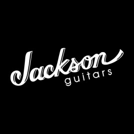 Tee Shirt Jackson White on Black