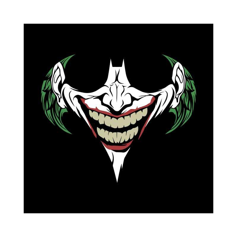 Shirt Joker Le Sourire De Batman Noirmixtes De 0 A 99 Ans