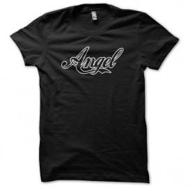 Tee Shirt Angel Black