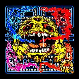 tee shirt Scare Pacman noir