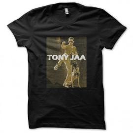 tee shirt tony jaa noir