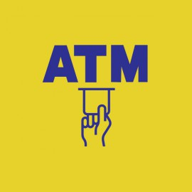 tee shirt ATM Pigeon jaune