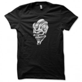 tee shirt Alien Black