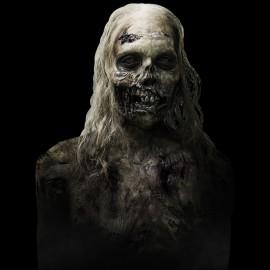 tee shirt zombie girl black