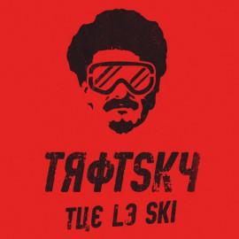 Tee Shirt Soviet Trotsky tue le ski