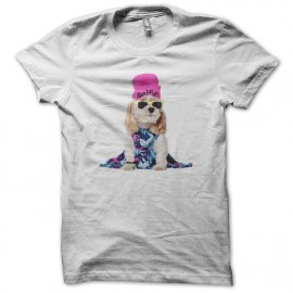 tee shirt american beagle outfitters white