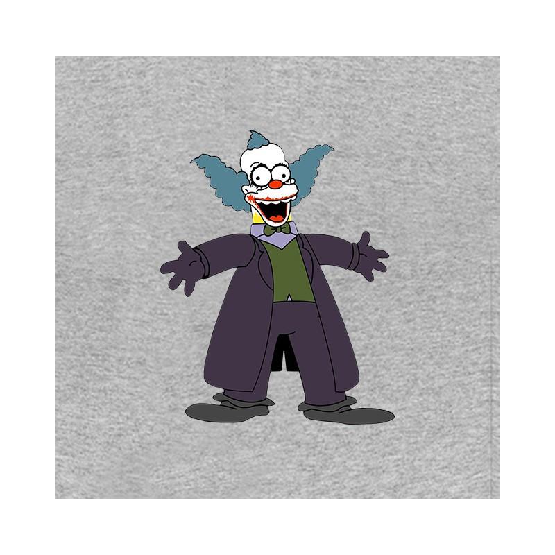 Shirt krusty le clown parodie joker grismixtes de 0 99 ans - Simpson le clown ...