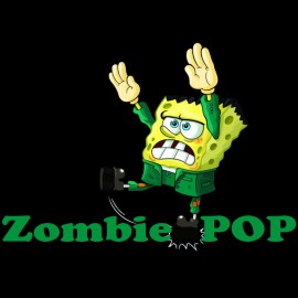 Zombie pop black