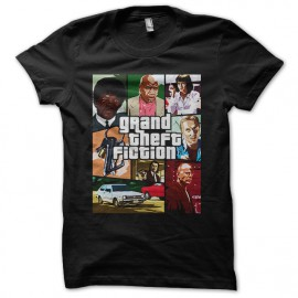 tee shirt pulp fiction version GTA noir