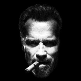 Arnold et son Cigare