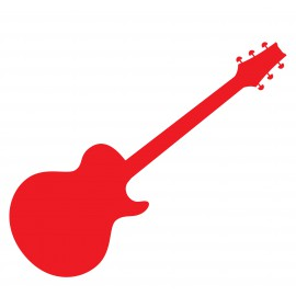 Tee shirt Guitare / Rock